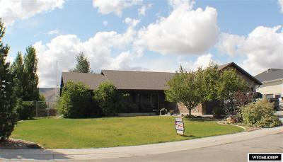 Rock Springs Single Family Home For Sale: 13 Fairway