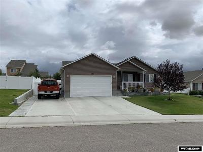 Rock Springs Single Family Home For Sale: 337 Via Rucce