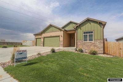 Casper Single Family Home For Sale: 6160 Stillwater