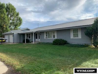 Lander Multi Family Home For Sale: 812 Vance