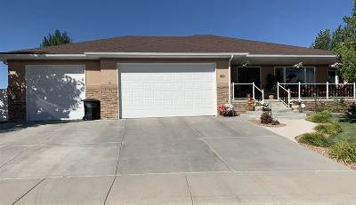 Casper Single Family Home For Sale: 2840 Nicklaus