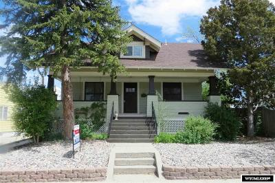 Casper Single Family Home For Sale: 1229 S Spruce
