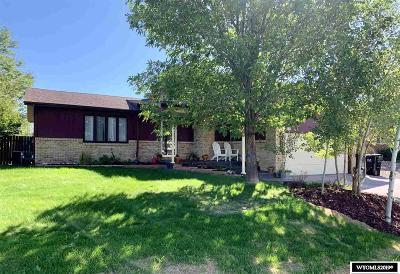 Casper Single Family Home For Sale: 4231 S Center