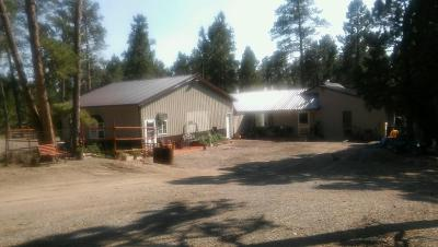 Moorcroft Single Family Home For Sale: 159 Cedar Ridge Rd