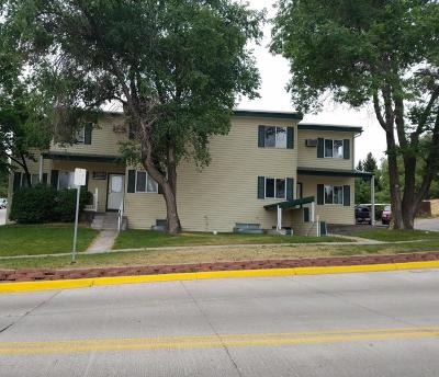 Gillette WY Multi Family Home For Sale: $365,000