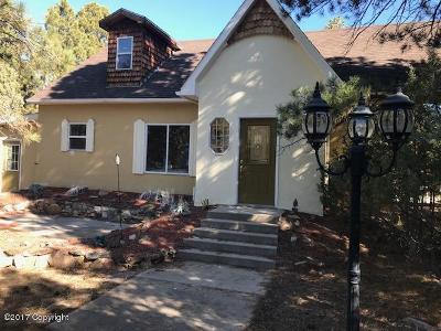 Pine Haven Single Family Home For Sale: 11 Deer Draw Trail
