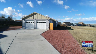 Wright Single Family Home For Sale: 407 Rawlins Ct.
