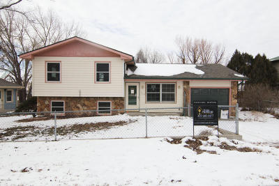 Moorcroft Single Family Home For Sale: 310 Riley Ave North