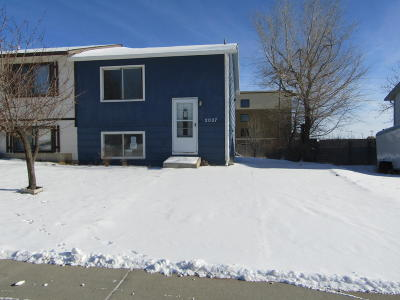 Gillette WY Single Family Home For Sale: $69,900