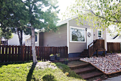 Moorcroft Single Family Home For Sale: 119 Belle Fourche Ave North