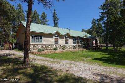 Moorcroft Single Family Home For Sale: 7 Timber Meadows Drive