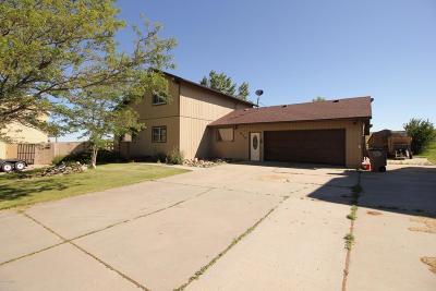 Wright Single Family Home For Sale: 416 Range Cir