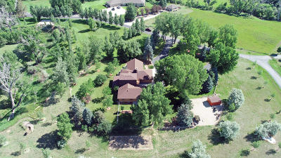Gillette Single Family Home For Sale: 3900 West Donkey Creek Drive
