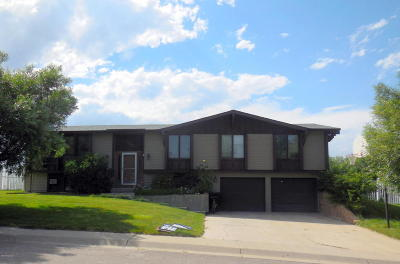 Wright Single Family Home For Sale: 504 Teton Dr