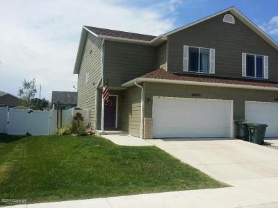Single Family Home For Sale: 4600 J Cross Ave
