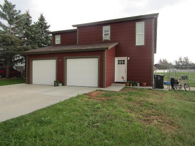 Wright WY Single Family Home For Sale: $179,900