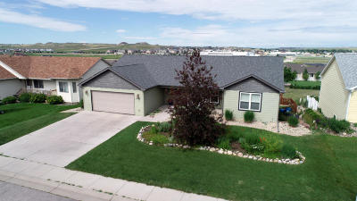 Gillette WY Single Family Home For Sale: $314,900