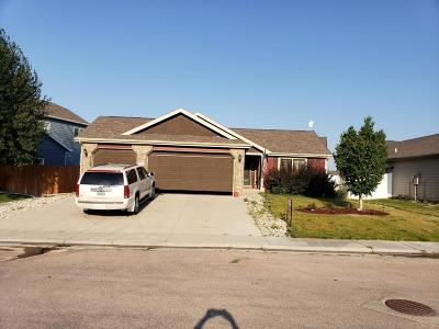 Remington Single Family Home For Sale: 713 Sako Dr
