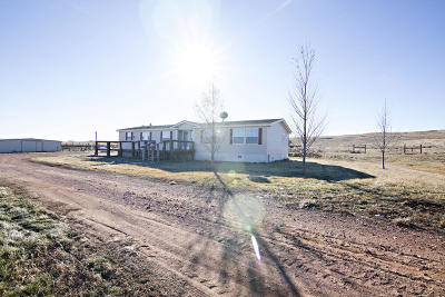 Gillette Single Family Home For Sale: 56 Box N Ranch