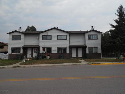 Gillette WY Multi Family Home For Sale: $269,000