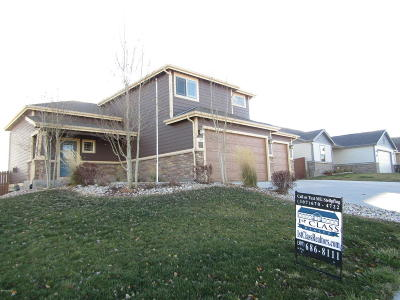 Gillette WY Single Family Home For Sale: $289,900