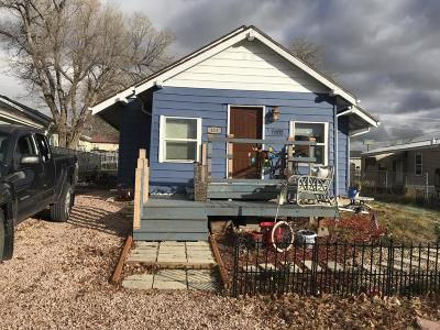Moorcroft Single Family Home For Sale: 113 N Belle Fourche Ave N
