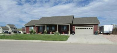 Gillette WY Single Family Home For Sale: $259,900