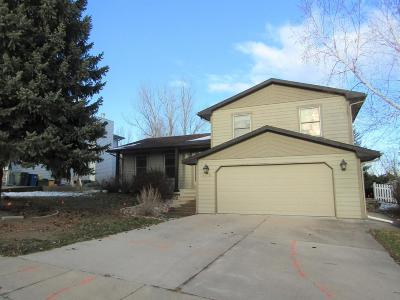 Gillette WY Single Family Home For Sale: $175,000