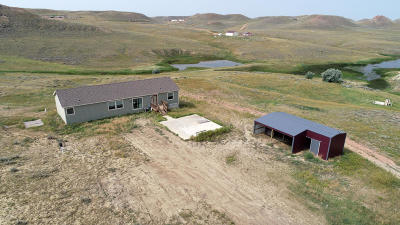 Gillette WY Single Family Home For Sale: $170,000
