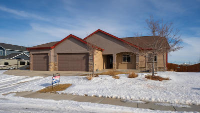 Single Family Home For Sale: 4605 Spur Ct