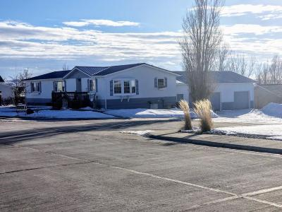 Moorcroft Single Family Home For Sale: 120 Wind River North