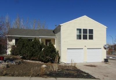 Gillette WY Single Family Home For Sale: $107,200