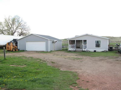 Gillette WY Single Family Home For Sale: $155,000