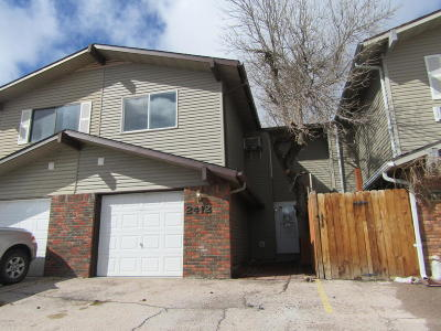 Gillette WY Single Family Home For Sale: $73,500