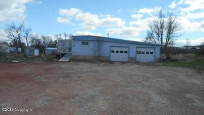 Gillette WY Single Family Home For Sale: $72,500