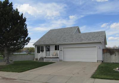 Gillette WY Single Family Home For Sale: $234,900
