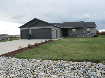 Gillette WY Single Family Home For Sale: $299,900