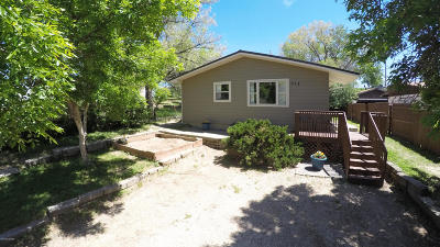 Moorcroft Single Family Home For Sale: 313 N Belle Fourche Ave N