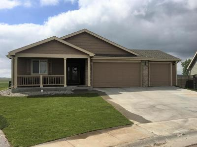 Gillette WY Single Family Home For Sale: $339,900