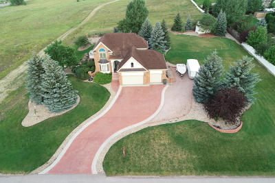 Gillette Single Family Home For Sale: 1700 Chara Ave