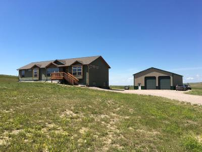 Gillette WY Single Family Home For Sale: $394,000