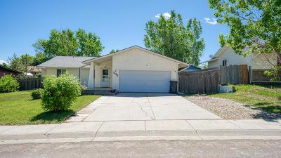 Wright Single Family Home For Sale: 306 Highridge Cir
