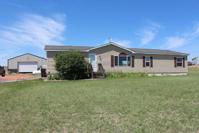 Wright Single Family Home For Sale: 10 Iron Cross