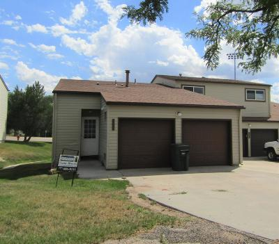 Gillette Single Family Home For Sale: 1118 Bighorn Cir