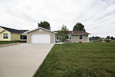 Wright Single Family Home For Sale: 340 Willow Creek Dr.`