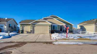 Remington Single Family Home For Sale: 5414 Benelli Dr