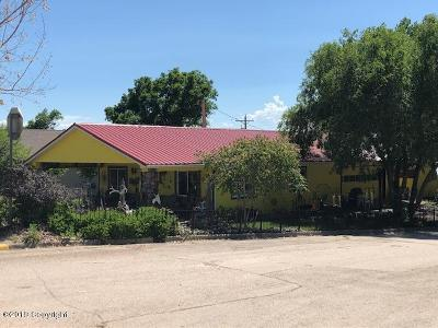 Moorcroft Single Family Home For Sale: 218 Yellowstone
