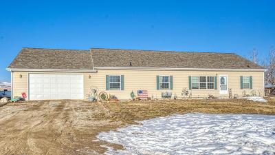 Gillette Single Family Home For Sale: 1901 Little Powder River Rd