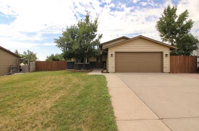 Gillette Single Family Home For Sale: 206 Sequoia Dr
