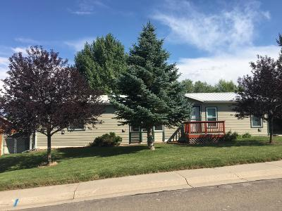 Wright Single Family Home For Sale: 505 Teton Dr